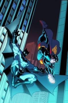ABSOLUTE SUPERMAN BATMAN HC 01