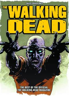 BEST OF THE WALKING DEAD MAG