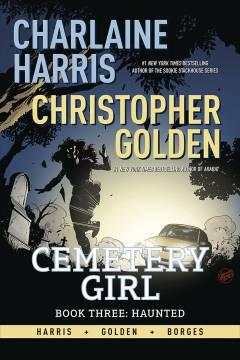 CHARLAINE HARRIS CEMETERY GIRL HC 03 HAUNTED