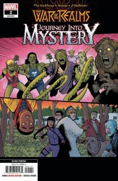 WAR OF REALMS JOURNEY INTO MYSTERY