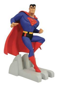 DC PREMIER COLLECTION TAS SUPERMAN STATUE