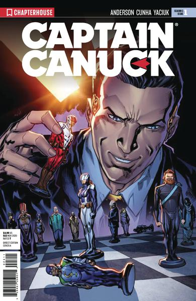 CAPTAIN CANUCK SEASON 5