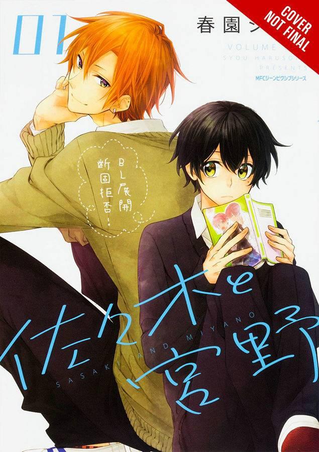 SASAKI AND MIYANO GN 01