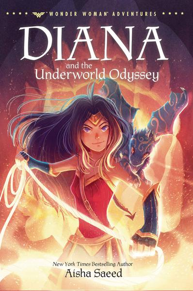 WONDER WOMAN ADV HC 02 DIANA & UNDERWORLD ODYSSEY