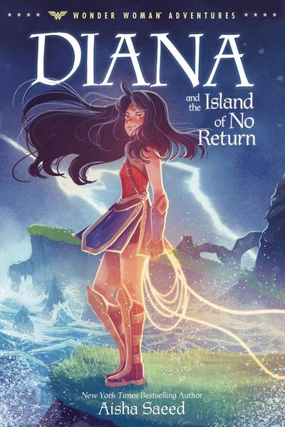 WONDER WOMAN ADV SC 01 DIANA & ISLAND OF NO RETURN