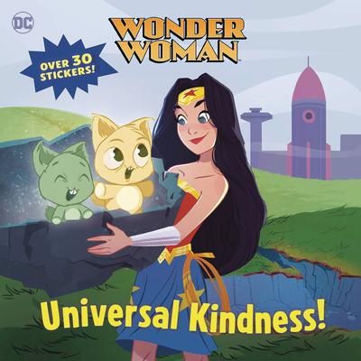 WONDER WOMAN UNIVERSAL KINDNESS PICTUREBOOK