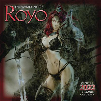 FANTASY ART OF LUIS ROYO 2022 WALL CALENDAR