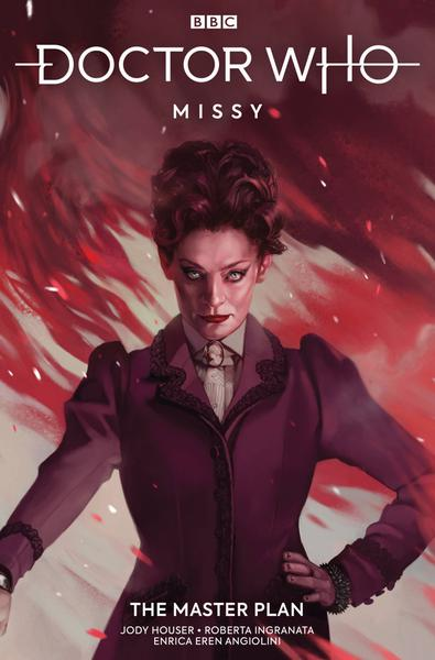 DOCTOR WHO MISSY TP 01