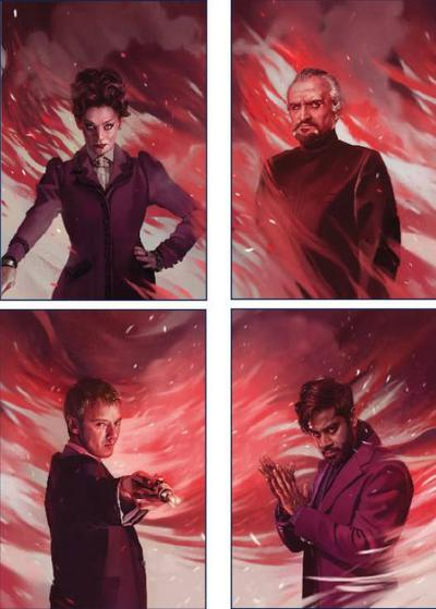 DOCTOR WHO MISSY MASTERS PACK