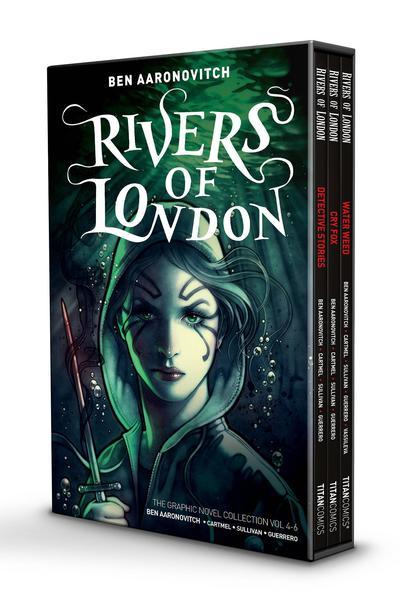 RIVERS OF LONDON TP 04-06 BOX SET
