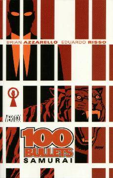 100 BULLETS TP 07 SAMURAI