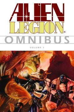 ALIEN LEGION OMNIBUS TP 01