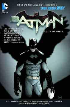BATMAN TP 02 THE CITY OF OWLS (N52)