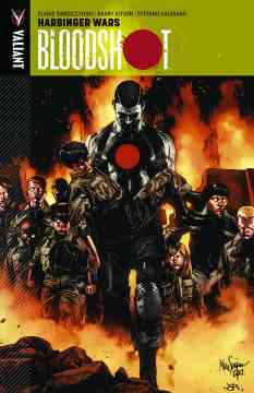 BLOODSHOT TP 03 HARBINGER WARS