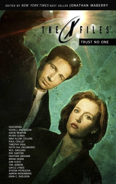 X-FILES TP TRUST NO ONE (NOVEL)