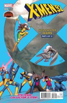 X-MEN 92 I (1-4)