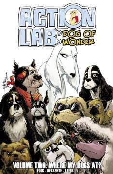 ACTION LAB DOG OF WONDER TP 02 WHERE MY DOGS AT