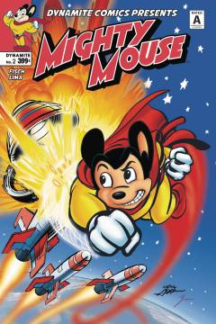 MIGHTY MOUSE II
