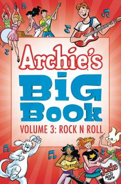 ARCHIES BIG BOOK TP 03 ROCK N ROLL