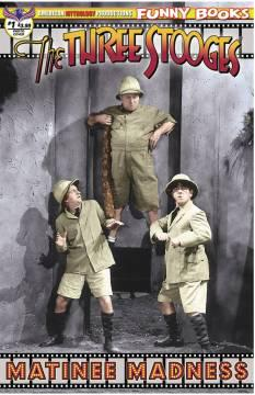 THE THREE STOOGES MATINEE MADNESS