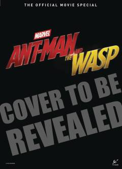 ANT MAN & WASP OFFICIAL COLL ED HC