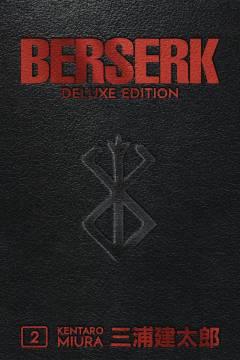 BERSERK DELUXE EDITION HC 02