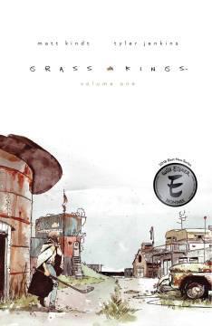 GRASS KINGS TP 01