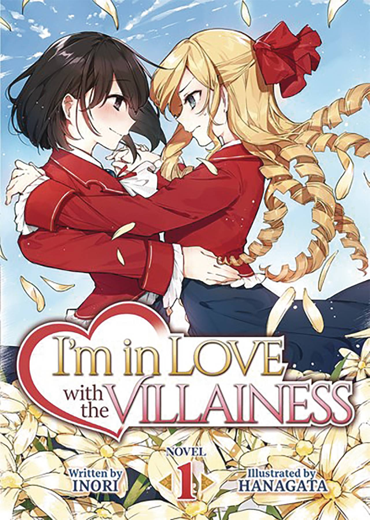 IM IN LOVE WITH VILLAINESS LIGHT NOVEL SC 01