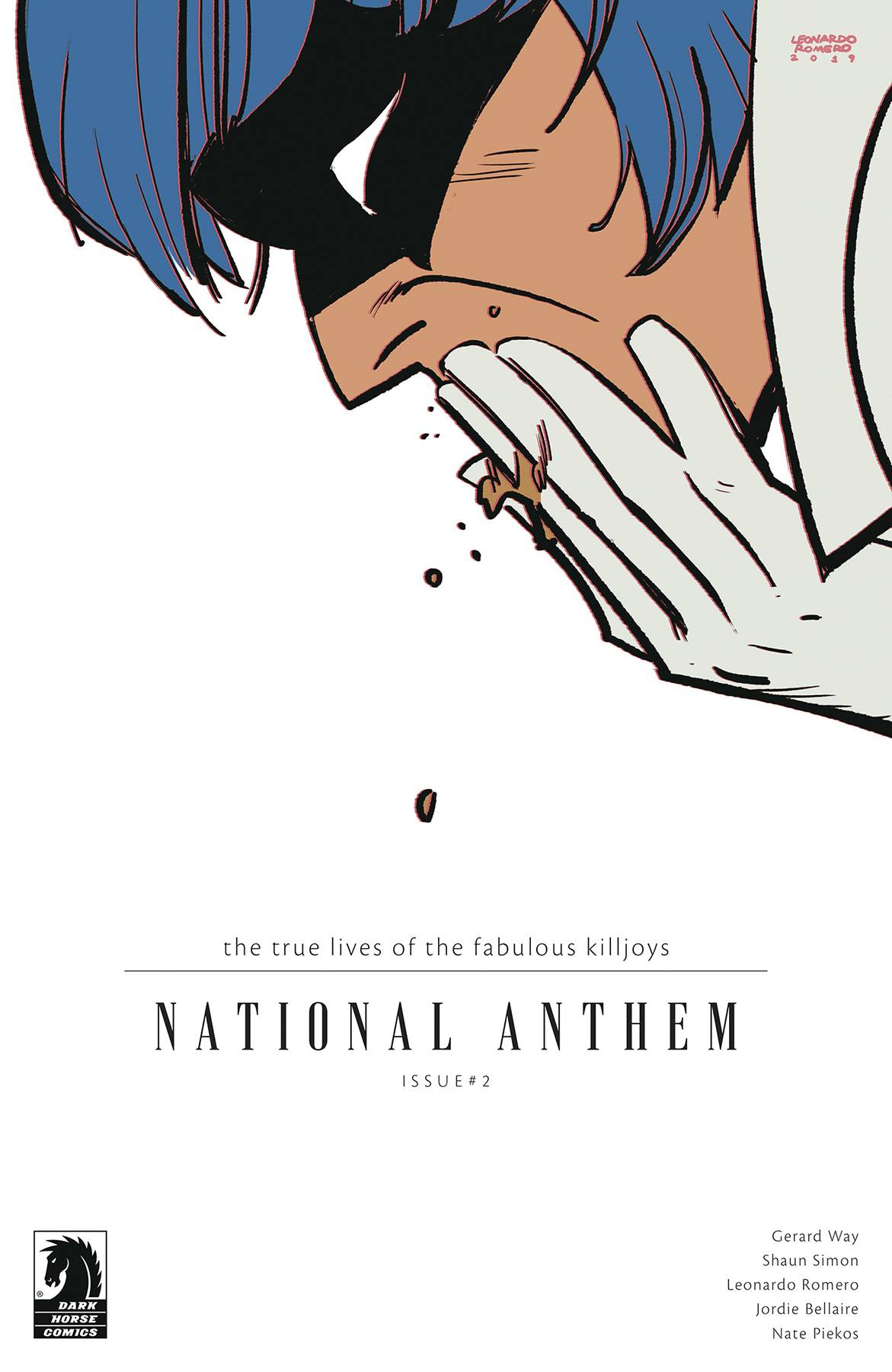TRUE LIVES FABULOUS KILLJOYS NATIONAL ANTHEM