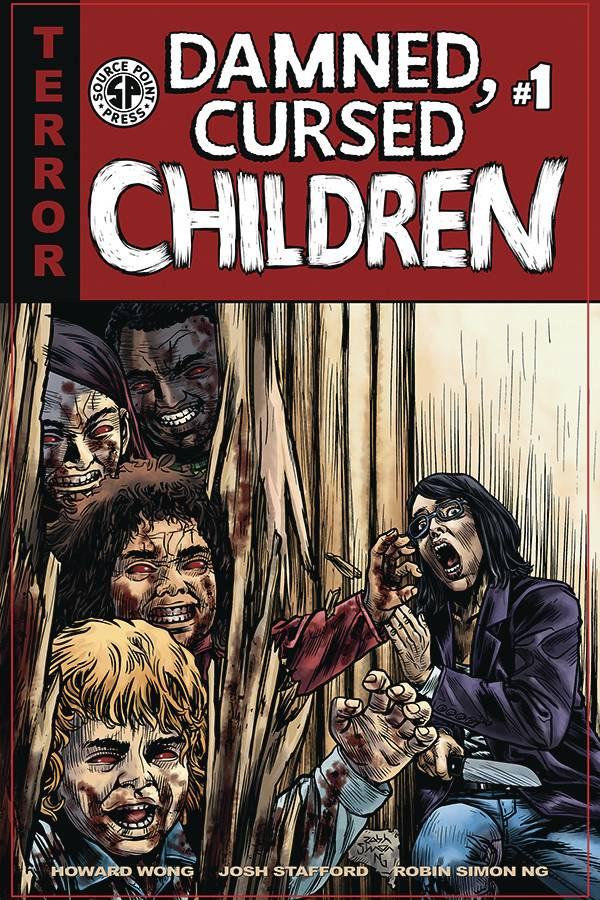 DAMNED CURSED CHILDREN