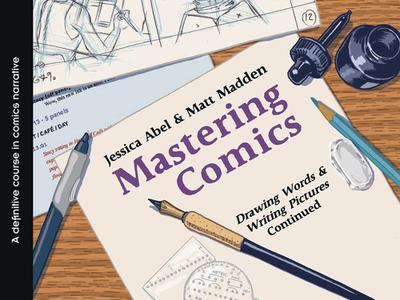 MASTERING COMICS SC NEW PTG