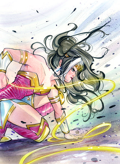 FUTURE STATE IMMORTAL WONDER WOMAN
