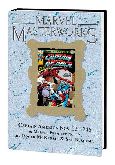 MARVEL MASTERWORKS CAPTAIN AMERICA HC 13