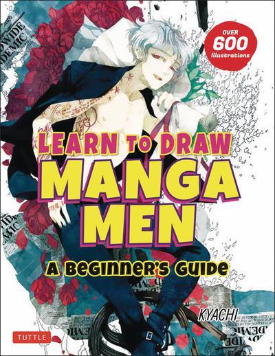 LEARN TO DRAW MANGA MEN TP