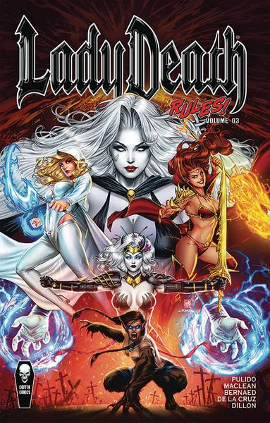 LADY DEATH RULES TP 03
