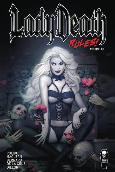 LADY DEATH RULES HC 03