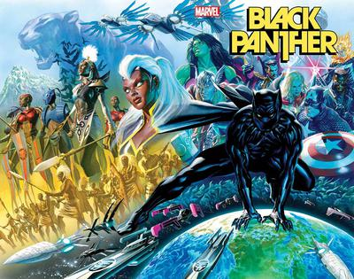 DF BLACK PANTHER #1 CGC GRADED