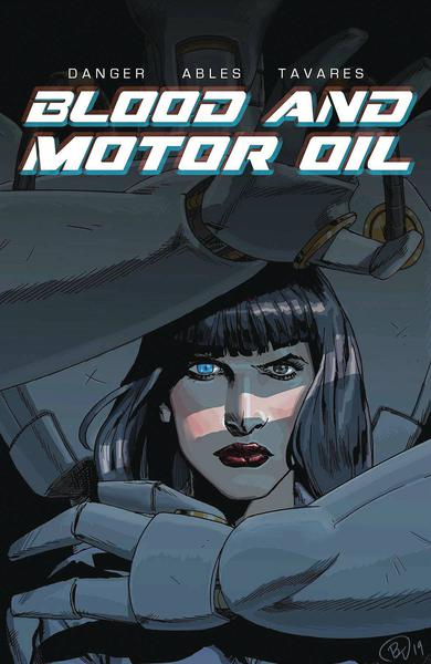 BLOOD & MOTOR OIL TP