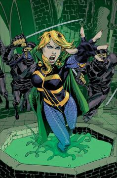 BIRDS OF PREY FUTURES END