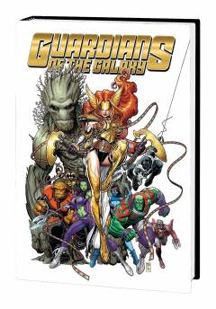 GUARDIANS OF GALAXY HC 02 NEW GUARD WANTED