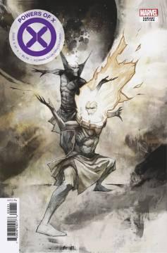POWERS OF X - #6 Huddleston-c 1/10