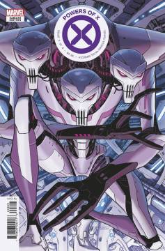 POWERS OF X - #6 Weaver-c