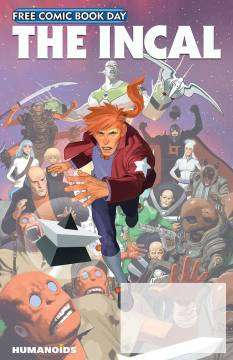 FCBD 2020 ENTER THE INCAL