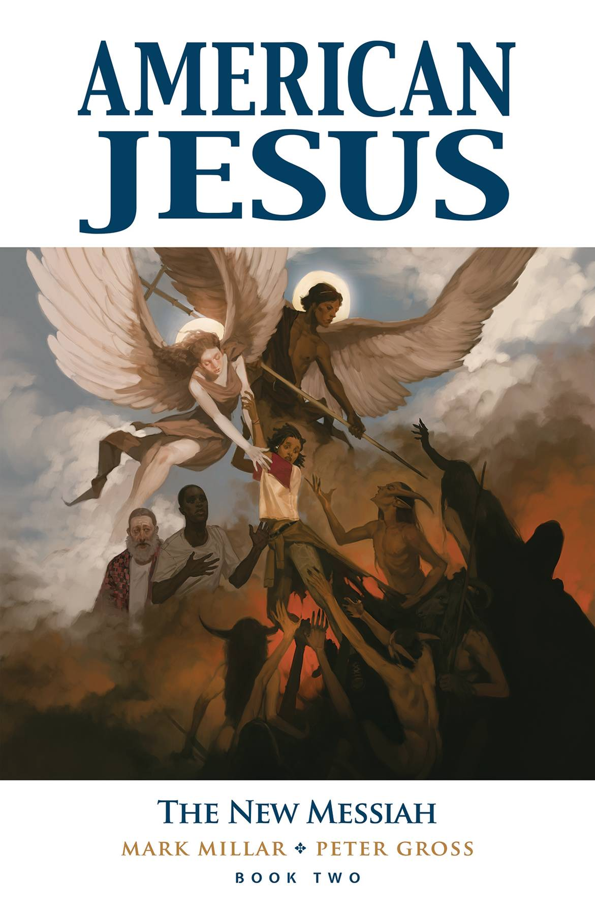 AMERICAN JESUS TP 02 NEW MESSIAH