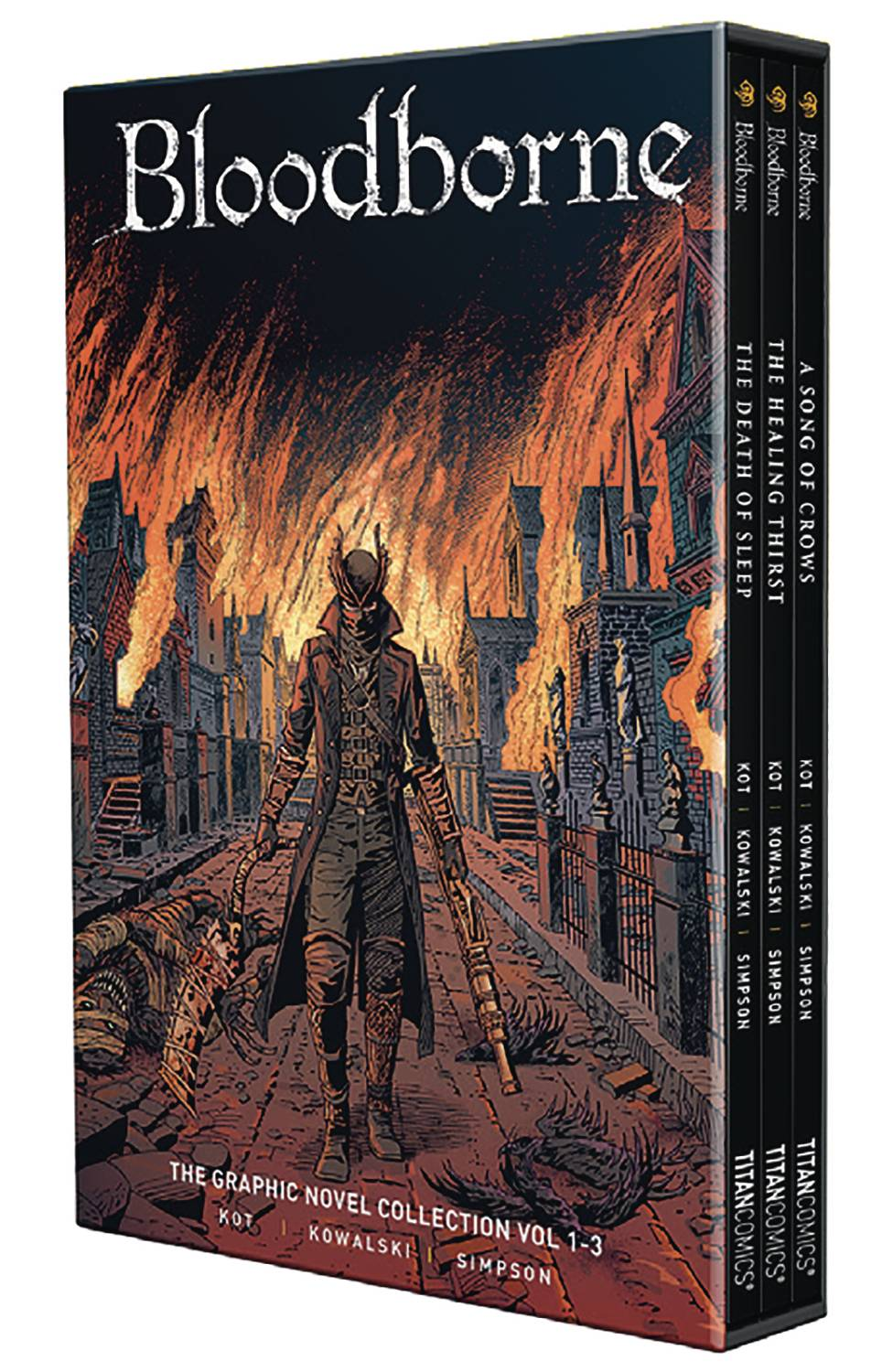 BLOODBORNE TP 01-03 BOX SET