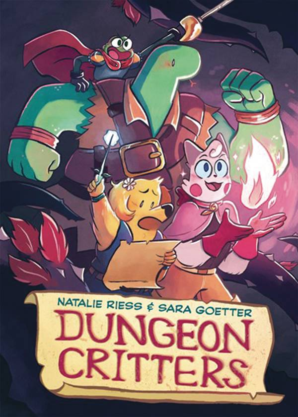 DUNGEON CRITTERS TP