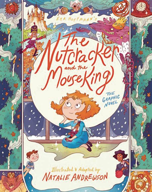 NUTCRACKER & MOUSE KING HC