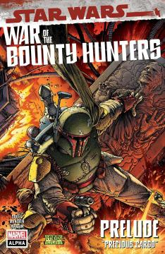 DF STAR WARS WAR OF BOUNTY HUNTER ALPHA #1 CGC GRADED
