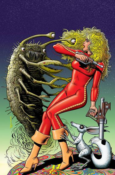 BARBARELLA CVR O BOLLAND LTD VIRGIN