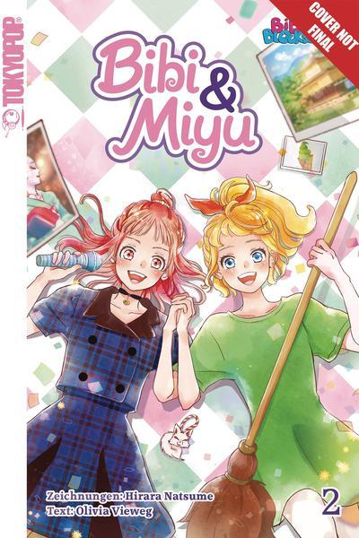 BIBI & MIYU MANGA GN 02